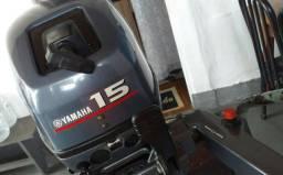 Vende-se motor 15 hp yamara
