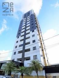 Flat AMPLO, com quarto separado à venda, 43 m² por R$ 199.000 - Tambauzinho - João Pessoa/