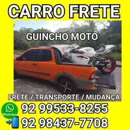 Título do anúncio: Guincho Moto 24horas