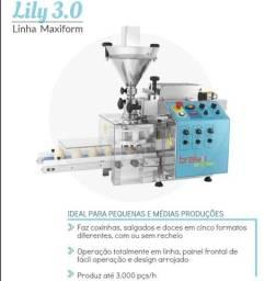 Máquina modeladora de salgado Bralix 3.0