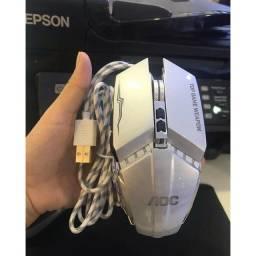 Título do anúncio: Mouse Gamer Mecanico Original AOC GM 110