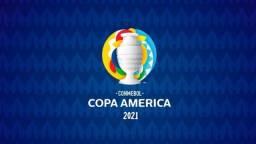 Jogos da Copa américa 2021