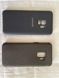 Título do anúncio: Kit Com 2 Capas Para Galaxy S9