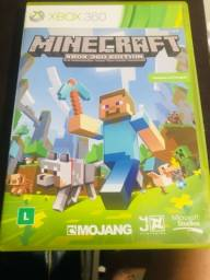 Título do anúncio: Jogo minecraft XBox 360 original