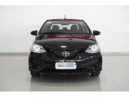 Título do anúncio: Toyota Etios 1.5 X PLUS SEDAN 16V FLEX 4P AUTOMATICO