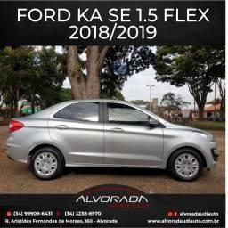 Ford Ka Se 1.5 Flex 2018/2019