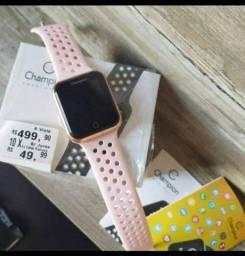 Relógio novo Champion smartwatch original aceito cartao