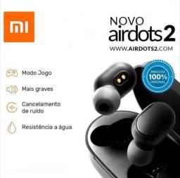 Xiaomi Redmi Airdots 2  fone de ouvido Bluetooth Original novo lacrado / somos loja