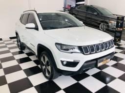 Jeep Compass 2018 2.0 Longitude Aut. 5p Impecável