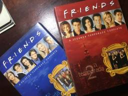 FRIENDS 1ª e 2ª Temporada