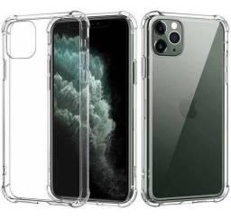 Título do anúncio:  Capinha iPhone Anti Impacto capa Transparente iphone