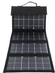 Título do anúncio: Carregador placa solar portátil 80w celular notebook