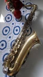 Sax tenor conn vintage ano de fabricação 1970