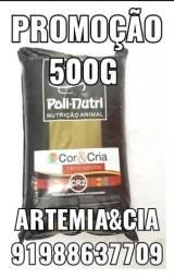 RAÇÃO POLINUTRI 500G PEIXES ORNAMENTAIS