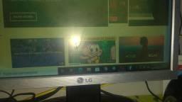 Monitor LG leia