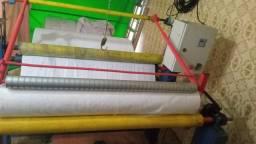Maquina Rebobinadeira De Papel Higiênico Rolão