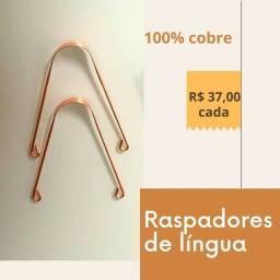 Título do anúncio: Raspadores de língua de cobre