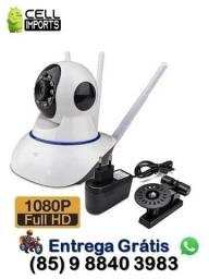 Título do anúncio: Câmera Ip Segurança Espiã C/ Entrega Grátis