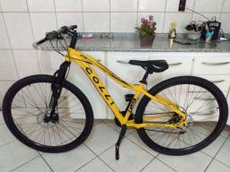 Bike aro 29 nova , quadro 15