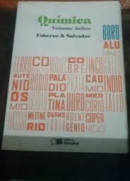 Livro Química Usberco e Salvador