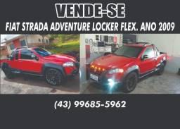 Fiat Strada Adventure locker 1.8 flex