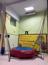 Bungue trampolim