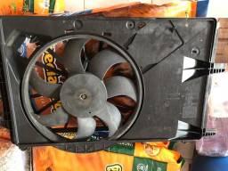 Ventilador radiador  Meriva original  Gm