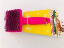 Rasqueteira  para cachorro (escova)