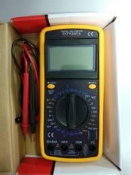 DT9205A multímetro digital medidor universal 90,00