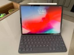"Ipad Pro 64gb 11"" Space Gray + Apple Pencil + Smart Keyboard"