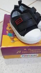 3 sapatos menino