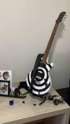 Guitarra EPIPHONE les paul  zack wild