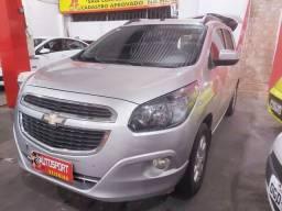 Chevrolet Spin LTZ 2016 kitgas 7lug. Automática 1.8 Completo