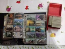 Lote Cartões de Orelhão.