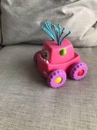 Título do anúncio: Brinquedo Fisher Price - Carro Monstro