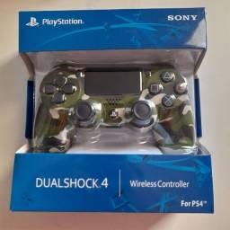 Título do anúncio: CONTROLE DE PS4!!!