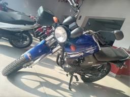 Título do anúncio: Yamaha Ybr 125 K, sem entrada 12x690 no cartão de crédito, aceito só moto, só chamar