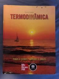 Livro termodinâmica çencel