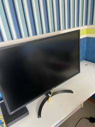 Monitor LG UHD 4K/32 polegadas USADO
