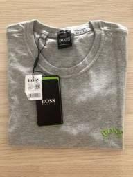 Título do anúncio: Camisas básicas da Hugo Boss