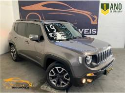 Jeep Renagade 1.8 Flex Longitude 4P Automático 2019 (+pequena entrada)