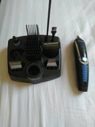 Vendo máquina de cabelo e barbar