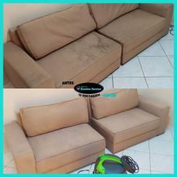 Limpeza de Sofá, Colchão e Cadeiras