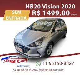 HYUNDAI HB20 2020/2020 1.0 12V FLEX VISION MANUAL