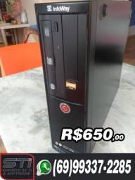 Título do anúncio: Desktop para estudo - Apenas R$650,00