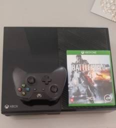 Xbox one 500GB completo.