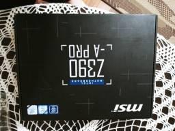 Placa Mãe LGA 1151 - Msi Z390-A Pro (ATX)<br><br>(*Com defeito *)
