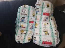 Capa para carrinho e bebê conforto