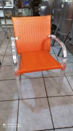 Título do anúncio: Cadeiras de alumínio e fibra