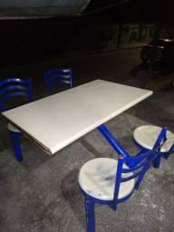 Mesas 4 lugares